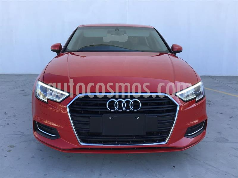 Audi A3 4P SEDAN SELECT L4/2.0/T AUT usado (2017) color Rojo precio $300,000