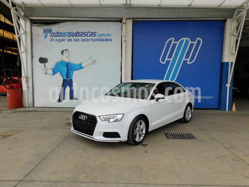 Audi A3 2.0L Dynamic Aut usado (2018) color Blanco precio $206,000