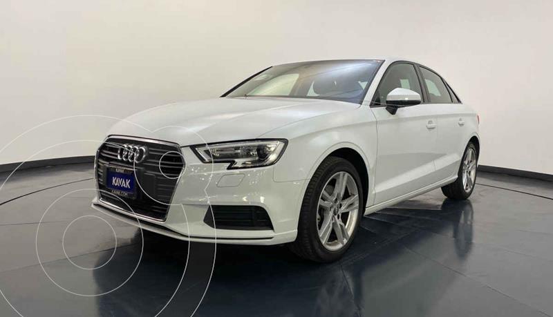 Audi A3 Sedan 2.0L Dynamic Aut usado (2017) color Blanco precio $307,999