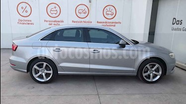 Audi A3 3p Attraction L4/1.8/T Aut usado (2016) color Plata precio $326,990