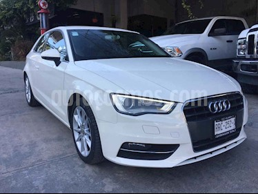 Audi A3 1.8L Attraction Aut usado (2013) color Blanco precio $197,000