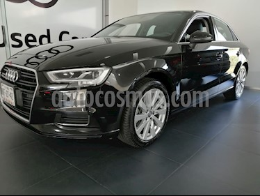 Audi A3 Sedan 40 TFSI Select Aut usado (2019) color Negro precio $475,000