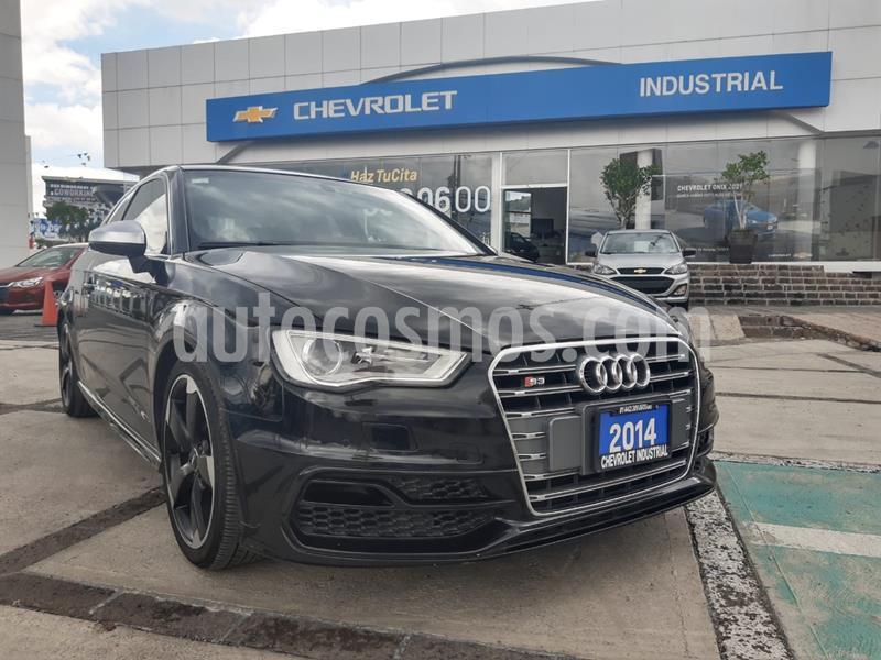 Audi A3 2.0L S-Line DSG usado (2014) color Negro precio $349,000