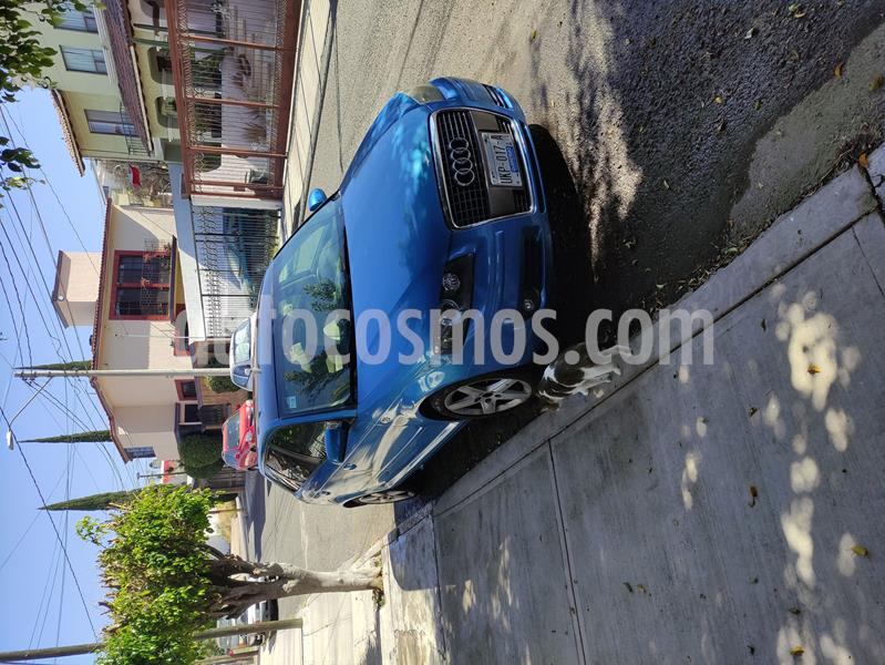 Audi A3 2.0L Sportback Attraction Turbo Plus  usado (2007) color Azul precio $88,000
