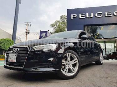 Audi A3 Sedan 1.4L Dynamic Aut usado (2017) color Negro precio $289,900