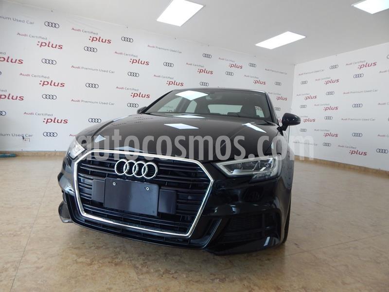 Audi A3 2.0L S-Line  usado (2017) color Negro precio $375,000