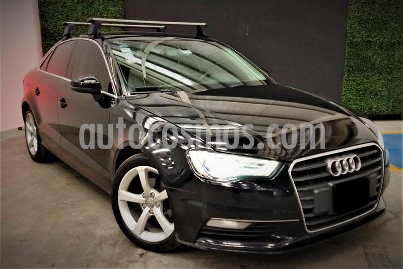 Audi A3 1.4L Attraction Aut usado (2016) color Negro precio $269,999