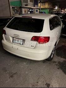 Audi A3 2.0L Sportback Ambiente Tiptronic usado (2006) color Blanco precio $80,000