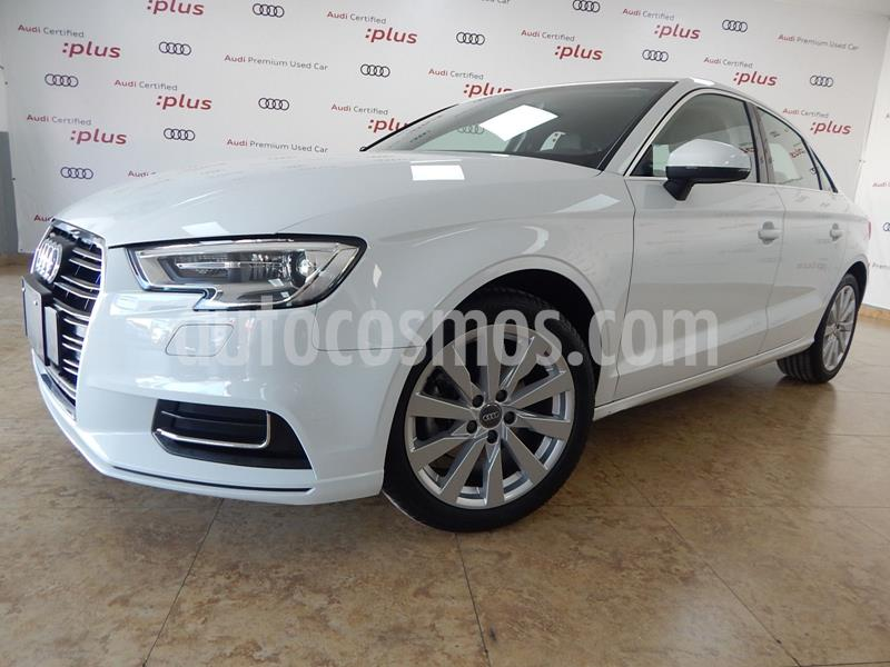 Audi A3 Sedan 1.4L Select Aut usado (2019) color Blanco precio $399,000