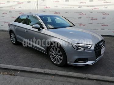 Audi A3 Sedan 1.4L Select Aut usado (2018) color Plata precio $410,001