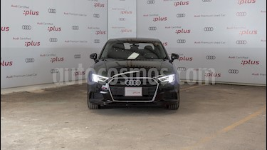 Foto Audi A3 1.4L Dynamic Aut usado (2018) color Negro precio $410,000