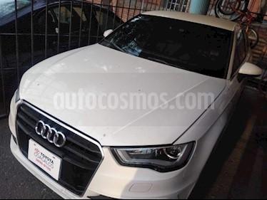 Audi A3 3P HB S LINE 1.8T 180 HP TA 6 CD TELA/PIEL BOSE X usado (2013) color Blanco precio $200,000