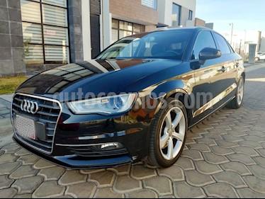 Audi A3 1.8T FSI Ambiente S-tronic usado (2014) color Negro Phantom precio $220,000