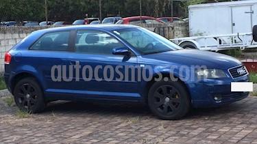 Audi A3 2.0L Sportback Ambiente  usado (2004) color Azul precio $65,000