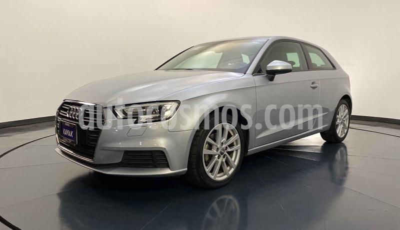 Audi A3 Sedan 2.0L Dynamic Aut usado (2017) color Plata precio $322,999