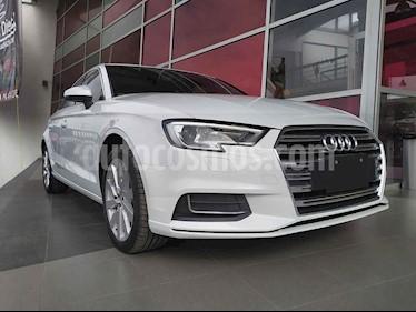 Audi A3 Sedan 1.4L Select Aut usado (2018) color Blanco precio $375,000