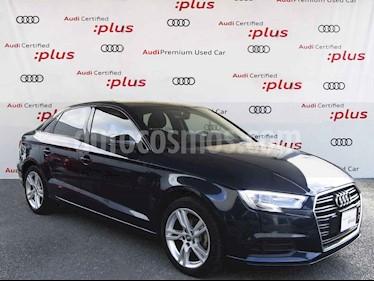 Audi A3 3p Dynamic L4/1.4/T Aut usado (2018) color Azul precio $335,000