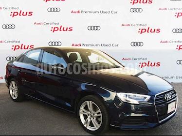 Audi A3 3p Dynamic L4/2.0/T Aut usado (2018) color Azul precio $409,000