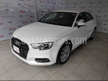 Audi A3 Sedan 1.4L Select Aut usado (2018) color Blanco precio $378,000