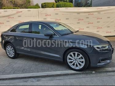 Audi A3 Sedan 35 TFSI Select Aut usado (2020) color Gris precio $454,999
