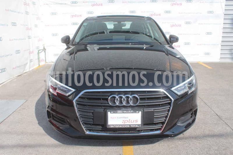 Audi A3 Sedan 1.4L Dynamic Aut usado (2019) color Negro precio $350,000
