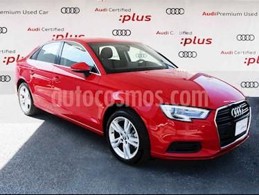 Audi A3 4p 1.4 Sedan 35 TFSI Dynamic usado (2020) color Rojo precio $440,000