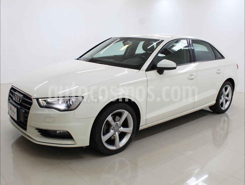 Audi A3 Sedan 1.4L Ambiente Aut usado (2015) color Blanco precio $225,000