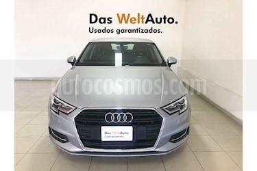 Audi A3 4p Sedan Dynamic L4/1.4/T Aut usado (2018) color Plata precio $371,168