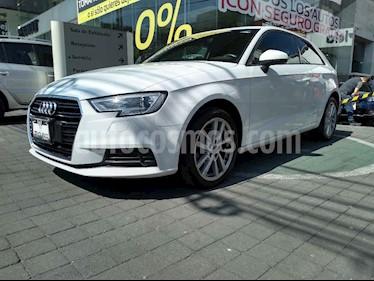 Audi A3 3p Dynamic L4/2.0/T Aut usado (2017) color Blanco precio $335,000