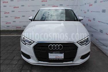 Foto Audi A3 Sedan 1.4L Dynamic Aut usado (2019) color Blanco precio $385,000