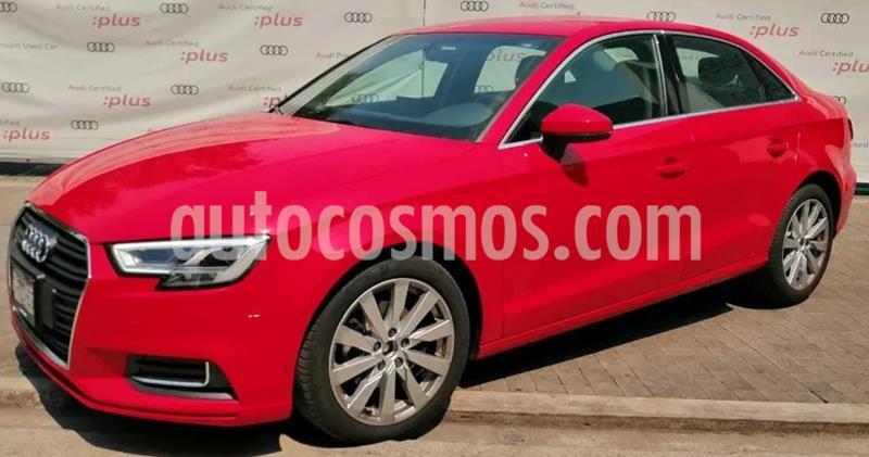 Audi A3 Sedan 35 TFSI Select Aut usado (2020) color Rojo precio $430,000