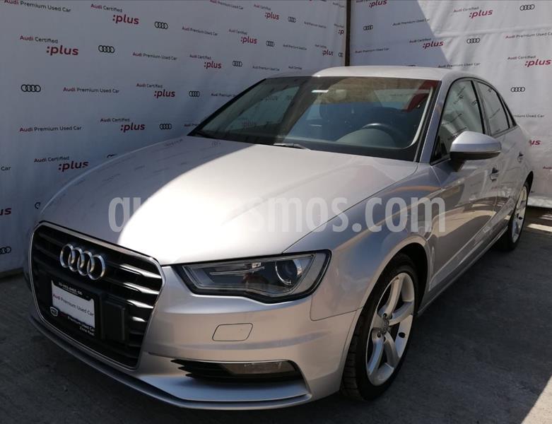 Audi A3 1.4L Ambiente usado (2016) color Plata Dorado precio $265,000