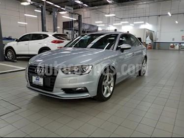 Audi A3 4P AMBIENTE 1.4T COD 150 HP TA RA-17 usado (2016) color Plata precio $285,000
