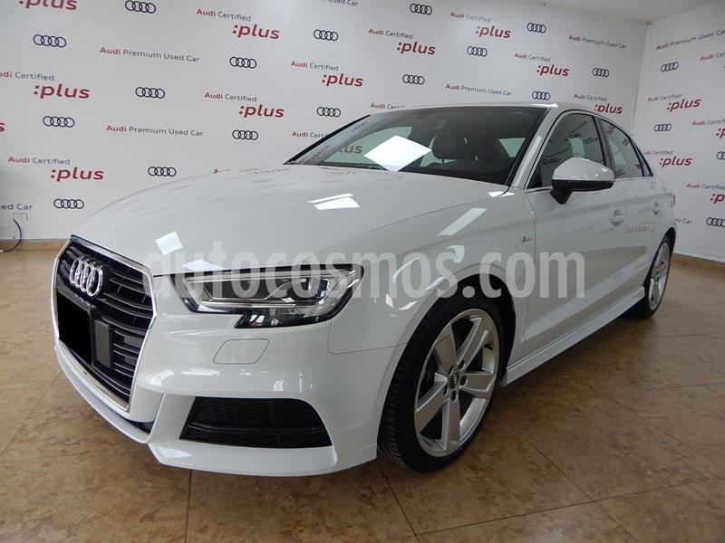 Audi A3 2.0L S-Line  usado (2020) color Blanco precio $540,000