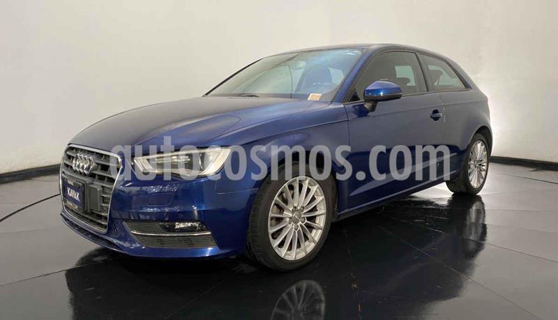 Audi A3 1.4L T FSI Ambiente S-Tronic usado (2015) color Azul precio $239,999