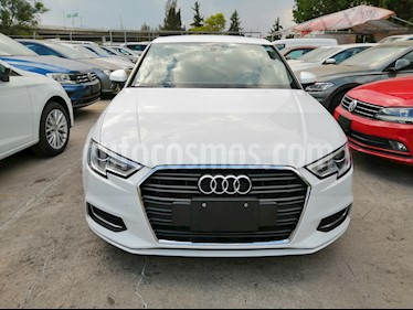 Audi A3 Sedan 1.4L Select Aut usado (2017) color Blanco precio $330,000