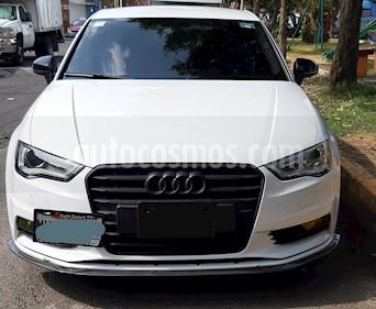 Audi A3 1.4L Attraction Aut usado (2015) color Blanco precio $228,000