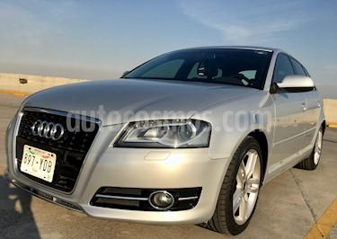 Audi A3 1.8L Sportback Attraction Special Edition S-Tronic usado (2012) color Plata Hielo precio $160,000