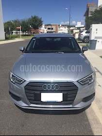 Audi A3 1.4L T FSI Ambiente S-Tronic usado (2019) color Gris precio $365,000