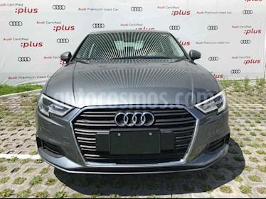 Audi A3 Sedan 2.0L Dynamic Aut usado (2018) color Gris precio $389,010