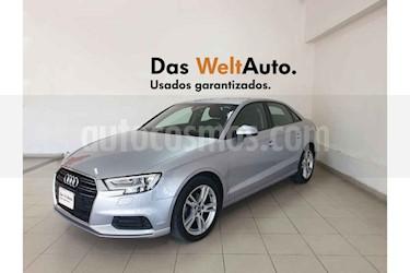 Foto Audi A3 Sedan 2.0L Dynamic Aut usado (2017) color Plata precio $299,995