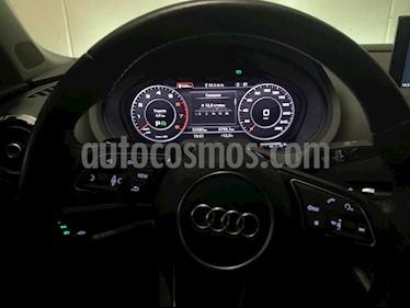 Audi A3 2.0L Select Aut usado (2017) color Gris precio $338,000