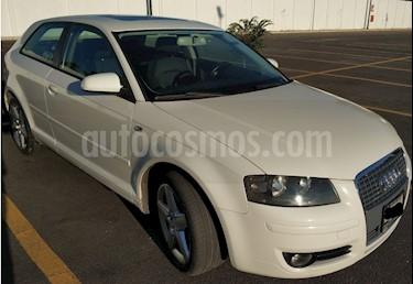 Audi A3 2.0L T Sportback Attraction  usado (2006) color Blanco precio $110,000