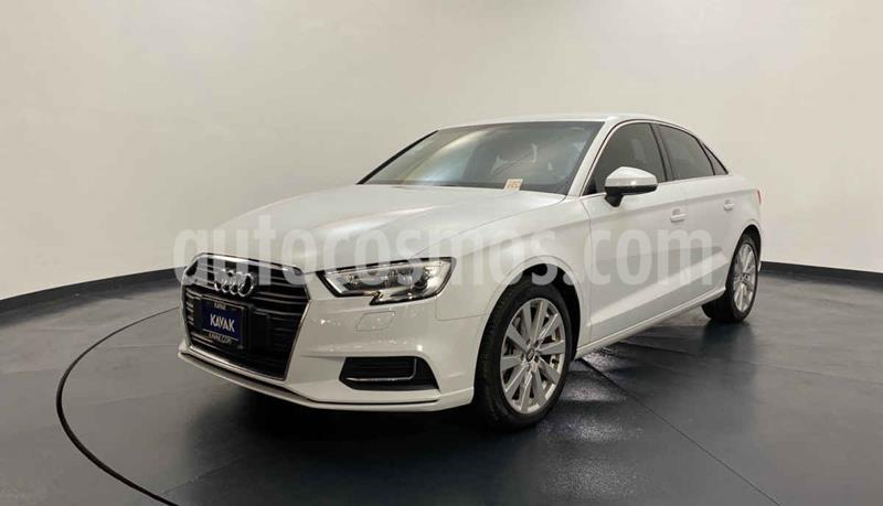 Audi A3 Sedan 2.0L Select Aut usado (2019) color Blanco precio $462,999