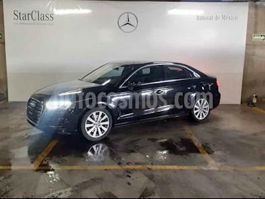 Audi A3 Sedan 1.4L Select Aut usado (2017) color Negro precio $339,000