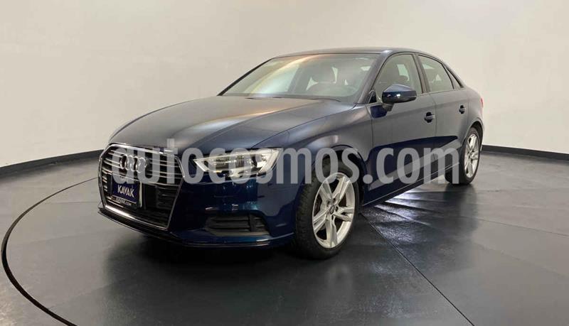 Audi A3 Sedan 1.4L Dynamic Aut usado (2017) color Azul precio $324,999