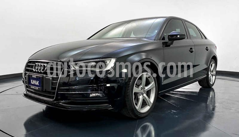 Audi A3 Sedan 1.4L Ambiente Aut usado (2015) color Negro precio $262,999