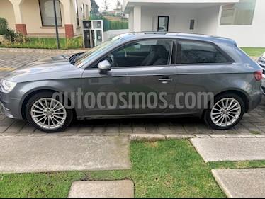 Audi A3 1.4L Ambiente Plus S-Tronic usado (2013) color Gris Meteoro precio $180,000