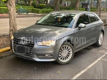 Audi A3 1.4L Ambiente Aut usado (2015) color Gris precio $190,000