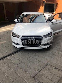 Audi A3 1.8L Attraction Aut usado (2016) color Blanco Glaciar precio $235,000